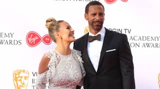 Kate Wright And Rio Ferdinand Announce Their Engagement