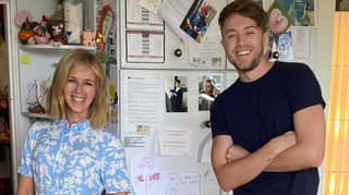 Roman Kemp Turned Up At Kate Garraway's 11-Year-Old Son's Birthday In His 'I'm A Celeb' Clothes