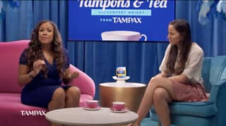 This 'Controversial' Tampax Tampon Ad Has Been Banned And Wtf