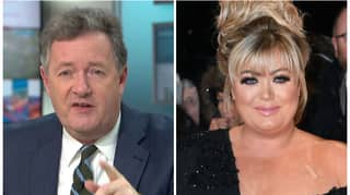 Piers Morgan Defends Gemma Collins Over Death Threats For Life Stories Appearance