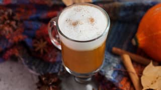 ​Everyone's Making DIY Pumpkin Spice Lattes