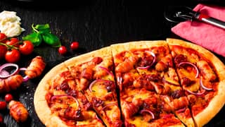 Lidl's Deluxe Pigs-In-Blankets Pizza Is Returning Next Week
