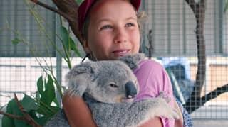 Steve Irwin Fans Will Love Netflix's New Nature Doc On 11-Year-Old 'Koala Whisperer' Izzy Bee