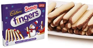 Cadbury And Oreo Unveil New Christmas Biscuit Range