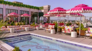 A Dolly Parton Themed Rooftop Bar Just Opened In Nashville - And It Looks Amazing