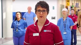 NHS Workers Create Powerful Video Pleading With People To Stay At Home