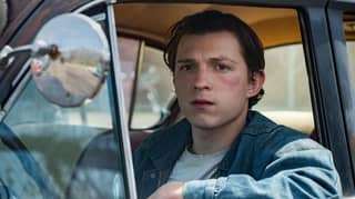 Tom Holland Fans Can't Get Enough Of His New Look In 'The Devil All The Time'