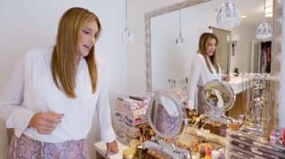MTV Cribs: Caitlyn Jenner Reveals She's 'Always' Worn Makeup As She Opens Up On Going Public With Her Transition