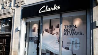 Clarks Will Swap Kids' Shoes That Are Too Small For A Free Pair Until February