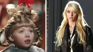 People Are Only Just Realising Jenny From Gossip Girl Is Cindy Lou From The Grinch
