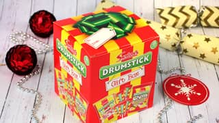 Swizzels Brings Back Massive Drumstick Gift Box For Christmas