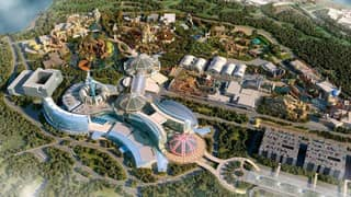 New Plans For £3.5 Billion Theme Park 'The London Resort' Look Amazing