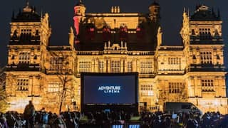 Adventure Cinema: You Can Now Watch Harry Potter In A Medieval Castle That Feels Just Like Hogwarts