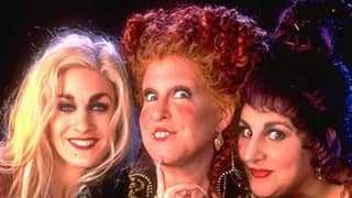 Sarah Jessica Parker Reveals 'Hocus Pocus' Cast Are All Up For The Sequel