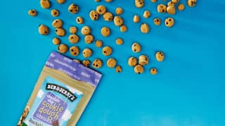 You Can Now Buy Bags Of Ben and Jerry's Cookie Dough Chunks To Snack On