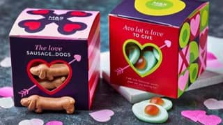 M&S Launches Cola-Flavoured Sausage Dog Gummies And They're Adorable