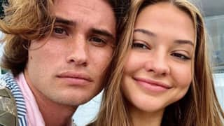 'Outer Banks' Stars Chase Stokes And Madelyn Cline Confirm They're Dating