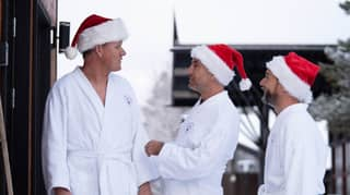 Gordon, Gino and Fred: Desperately Seeking Santa Airs On Wednesday