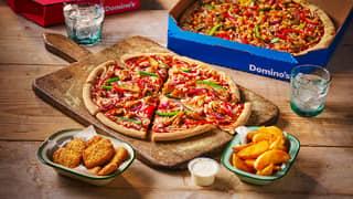 Domino's Add New Vegan Chicken Pizza And Vegan Nuggets To Menu