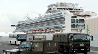First Brit Dies From Coronavirus On Diamond Princess Cruise Ship