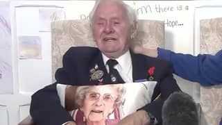 'GMB' Viewers In Bits Over Carer's Touching Gift To 94-Year-Old Widower