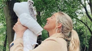 Lydia Bright Attacked By Mum-Shamers For Drinking While Looking After Newborn