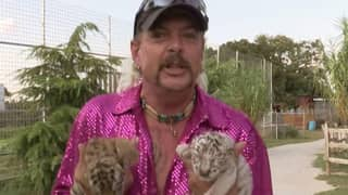 'Tiger King' Star Joe Exotic Launches 'Revenge' Themed Clothing Line