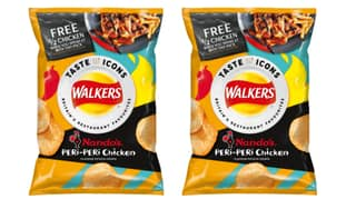 You Can Now Buy Nando's Flavoured Crisps In New Walkers Range