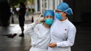 China's Hubei To Begin To Lift Its Coronavirus Lockdown Tonight After Two Months