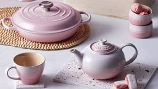 ​Le Creuset Has Launched A Gorgeous Pastel Pink Collection