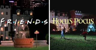 People Are Only Just Realising The Fountain In Hocus Pocus Is The Same One From Friends