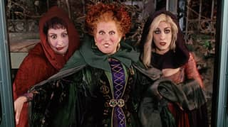 Bette Midler Shares First Look At 'Hocus Pocus' Reunion With Original Cast