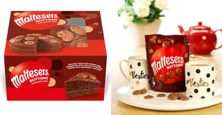 You Can Now Get Milky Way, Maltesers Buttons And Galaxy Triple Choc Cakes