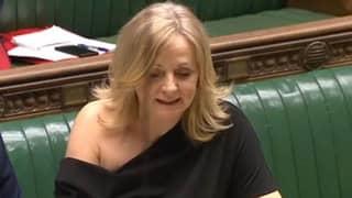 Female MP Forced To Deny She Is 'A Slapper' Over Off Shoulder Dress
