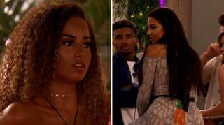 'Love Island's' Amber Gill Kicks Off At The Girls For Failing To 'Stick Up For Her'