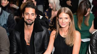 Millie Mackintosh and Hugo Taylor Share First Pic Of Baby Daughter In Sweet Instagram Post