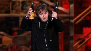Lewis Capaldi's Censored BRIT Awards Speech Has Been Revealed
