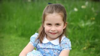 Kensington Palace Shares Adorable Snaps Of Princess Charlotte For Her Fourth Birthday