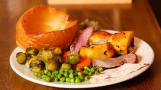 Toby Carvery Is Doing Takeaway Christmas Dinners