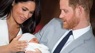 This Is Why Baby Archie Harrison Mountbatten-Windsor Doesn't Have A Royal Title