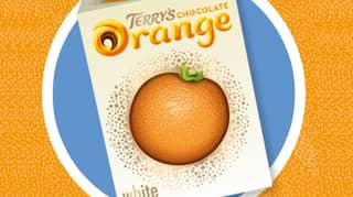 Terry's Chocolate Orange Launches White Edition