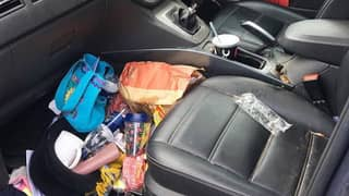 People Are Sharing Pics Of Their Messiest Cars - And They Are Outrageous