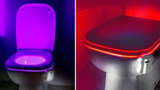 People Are Raving About This Toilet Light For Partner's With Bad Aim