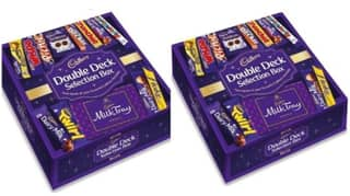 You Can Now Get Cadbury Double Deck Selection Boxes And Christmas Can't Come Soon Enough