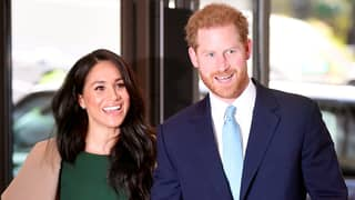 Prince Harry and Meghan Markle Share Unseen Picture Of Baby Archie