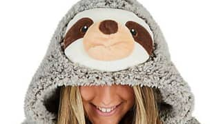 Dunelm's New Sloth Onesie Will See You Through A Lazy Autumn