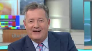 Piers Morgan Thinks He Should Be Played By Colin Firth In A Movie