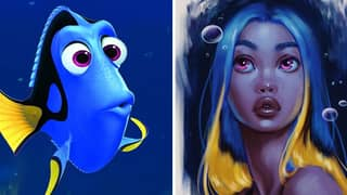 Artist Transforms Disney Animals Into Real People