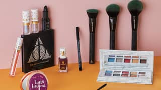 Barry M Launches Harry Potter Make-Up Collection