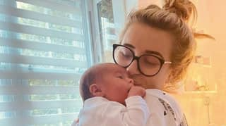 Dani Dyer Praised For Opening Up On C-Section 'Shame'